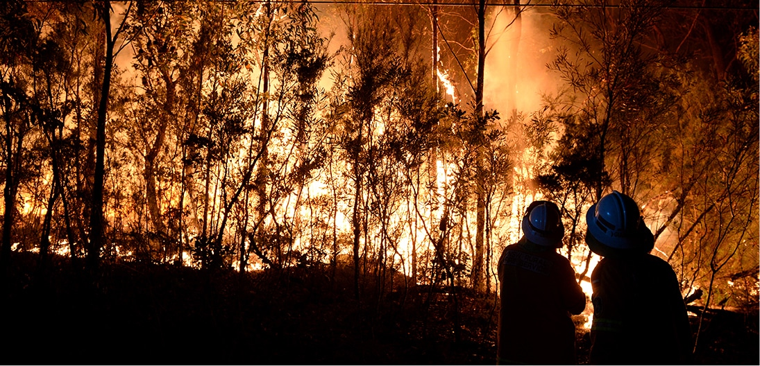 ARE YOU PREPARED FOR THIS BUSHFIRE SEASON