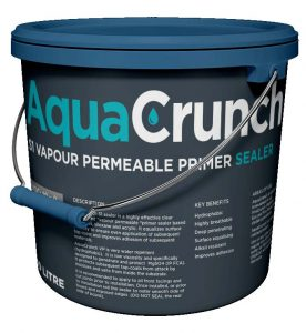 Vapour permeable clear sealer Klass Si AquaCrunch