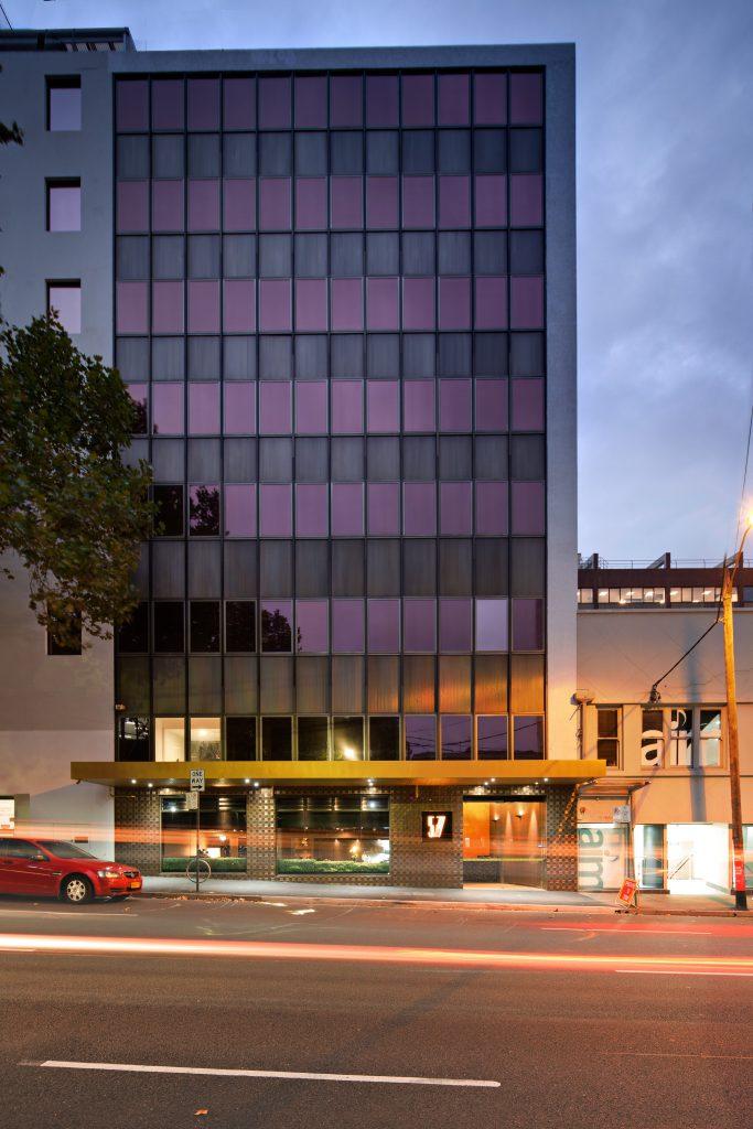 Hotel 57, Foveaux Street, Sydney - Fire Separation Walls 2017