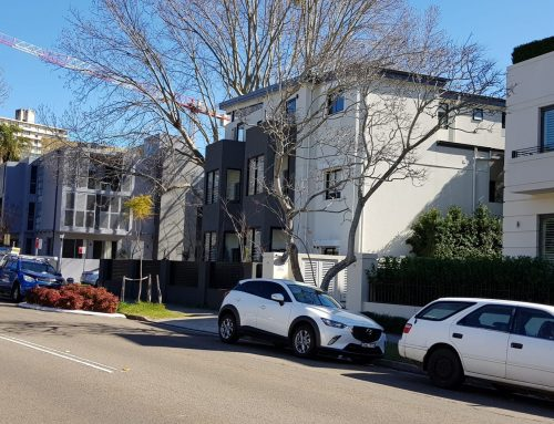 Double Bay Sydney Units Interior and Exterior