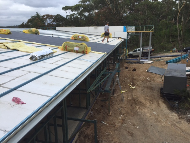FireCrunch Roofing K-Roof TG 19mm Blue Mountains NSW BAL FZ