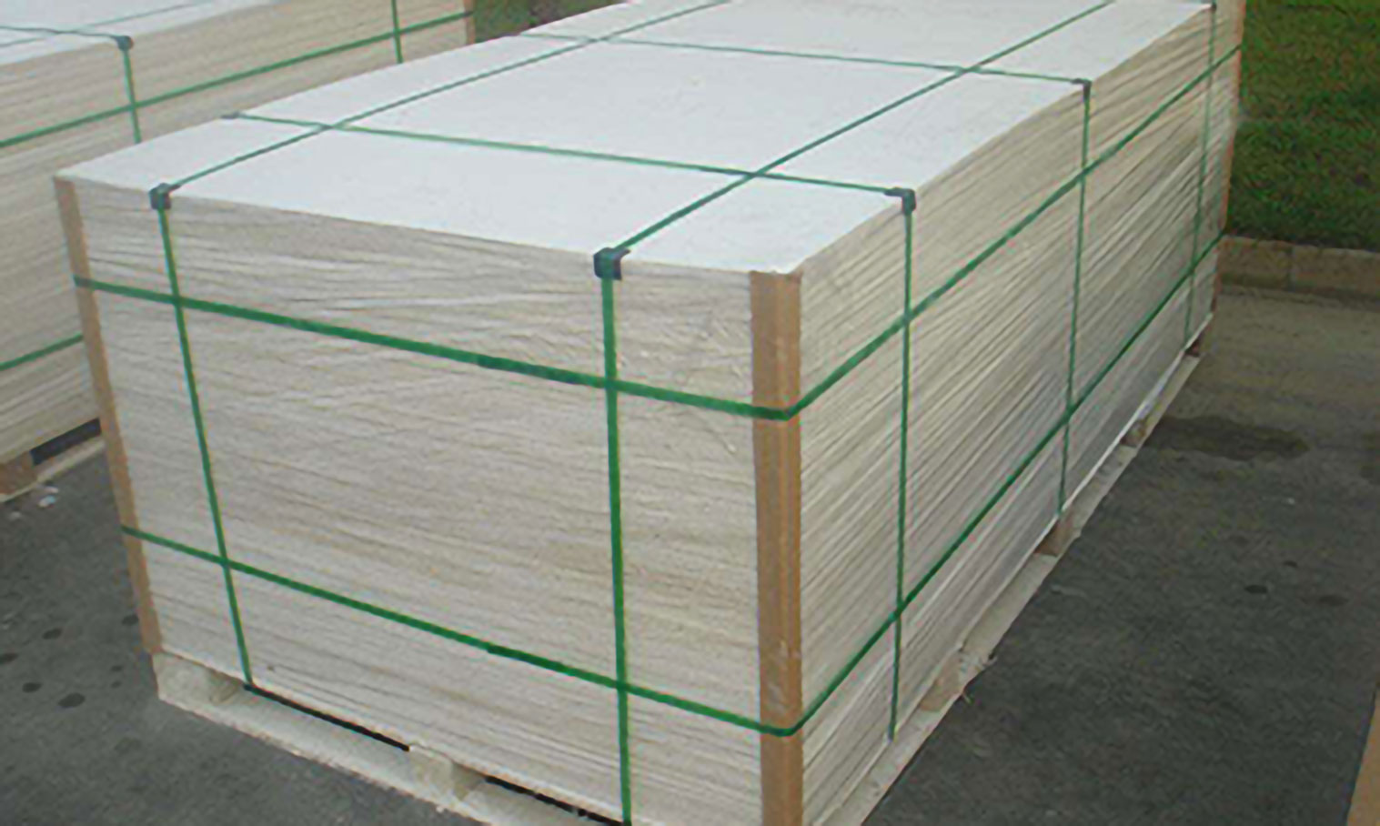 FireCrunch K-Clad Export Packed Pallets