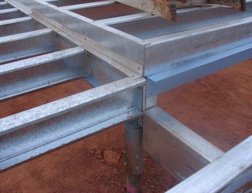 Floor Purlin System 2