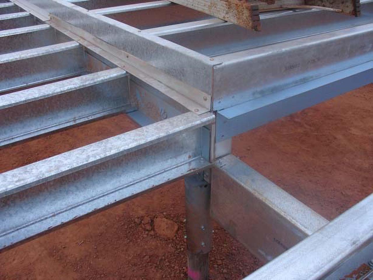 Floor Purlin System