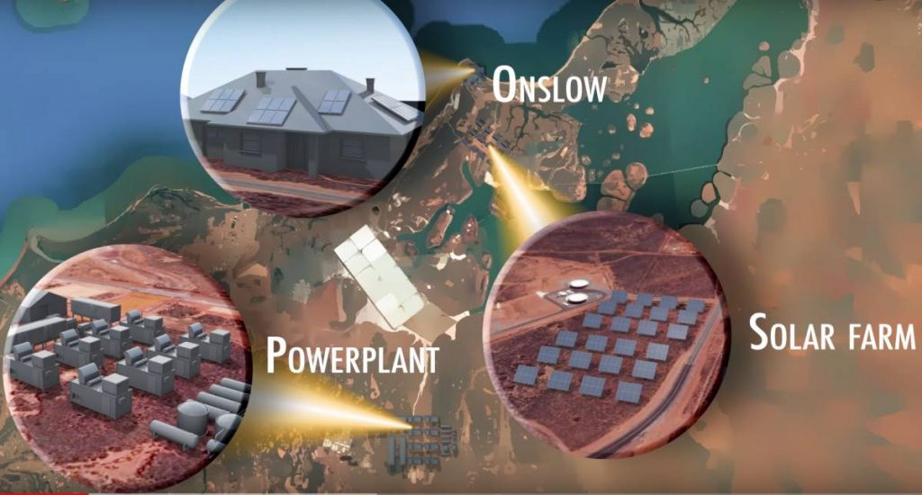 2018 Onslow Power Project WA - FireCrunch